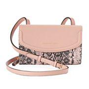 Jennifer Lopez Brie Crossbody Bag with Wallet