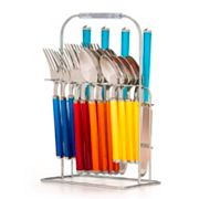 Food Network™ Multicolor 20 pc Flatware Set