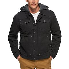 Men's Levi's® Hooded Worker Jacket