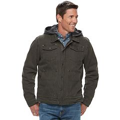 Men's Levi's® Hooded Worker Jacket