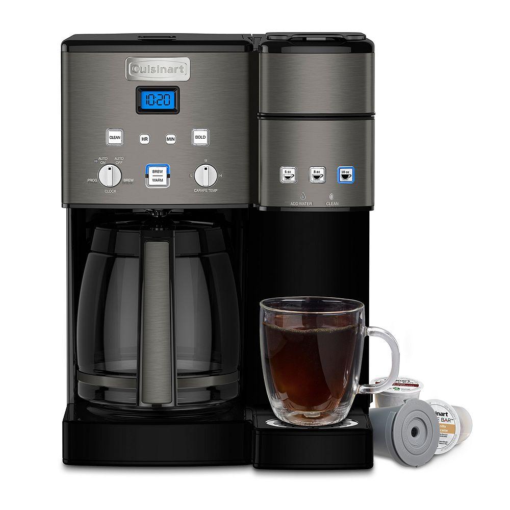 Cuisinart® Coffee Center™ Coffee Maker & Single-Serve Brewer