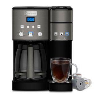 Cuisinart 12-Cup Coffee Maker & Single-Serve Brewer