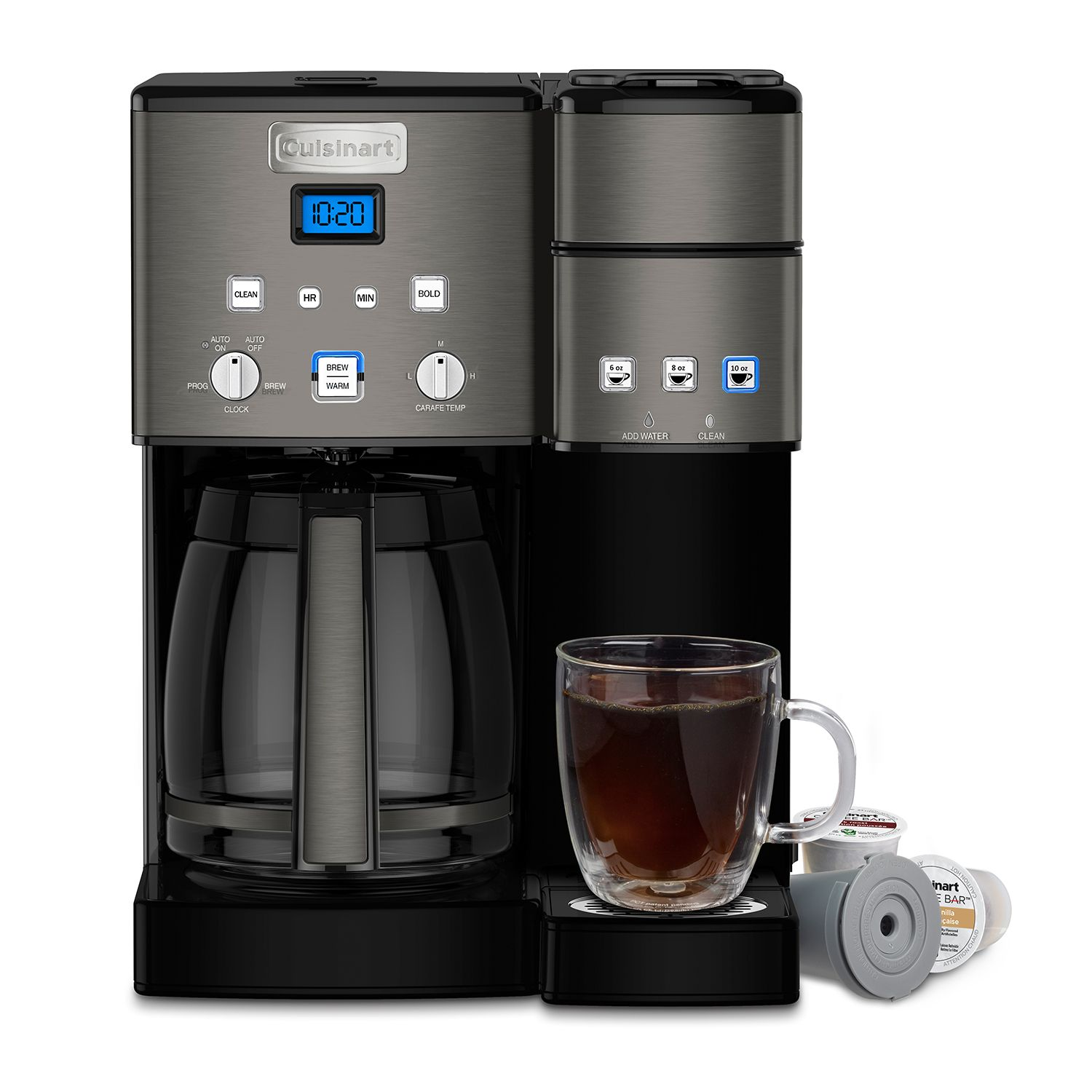 cuisinart 12cup coffee maker u0026 singleserve brewer - Coffee Brewer