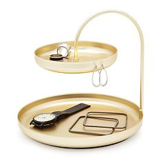 Umbra Poise 2-Tier Vanity Tray