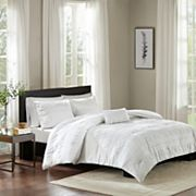 Madison Park 4 pc Kate Seersucker Comforter Set