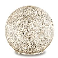 Apothecary Light-Up Mercury Glass Orb Table Decor