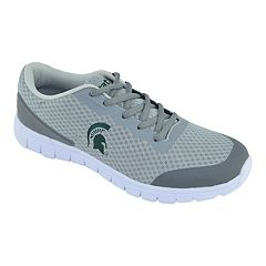 Men's Michigan State Spartans Easy Mover Athletic Tennis Shoes