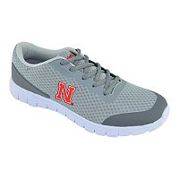 Men's Nebraska Cornhuskers Easy Mover Athletic Tennis Shoes