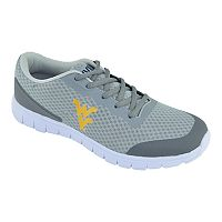 Men's West Virginia Mountaineers Easy Mover Athletic Tennis Shoes