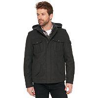 Men's Levi's® Wool Hooded Trucker Jacket