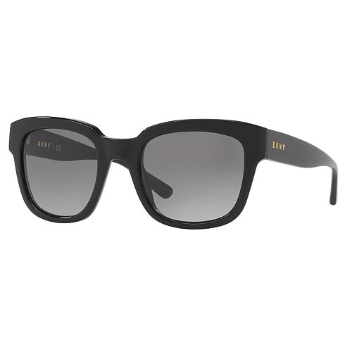 DKNY DY4145 52mm Rectangle Sunglasses