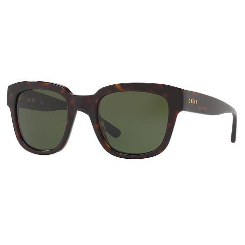 DKNY DY4145 52mm Rectangle Sunglasses