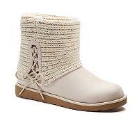 SO® Internet Women's Sweater Boots