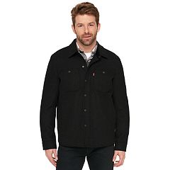 Big & Tall Levi's® Shirt Jacket