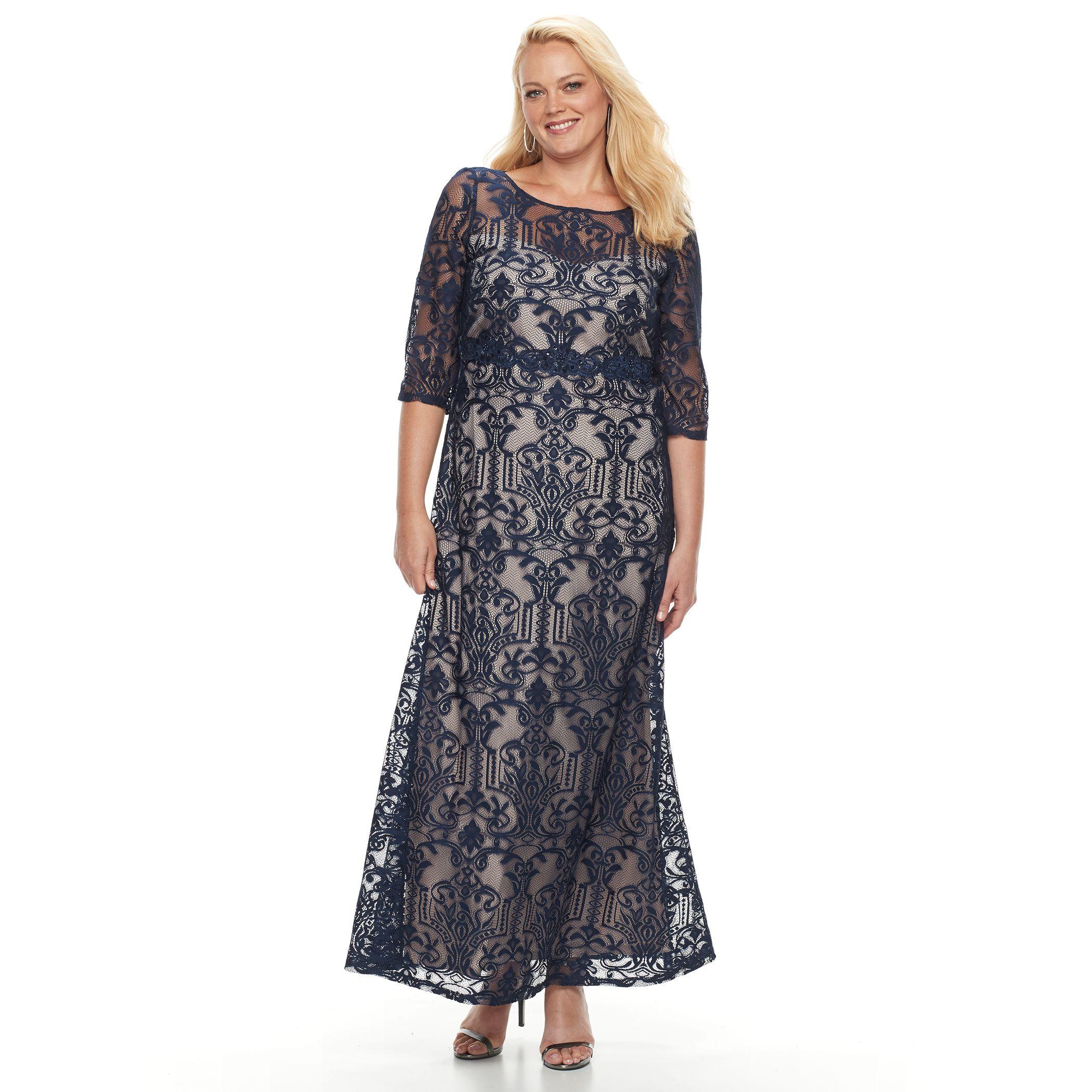 Tiana b long dresses quilts
