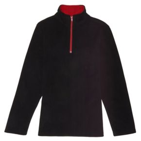 Boys 8-20 French Toast Quarter-Zip Fleece Top