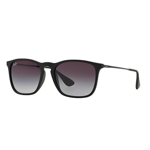 Ray-Ban Chris RB4187 53.8mm Square Gradient Sunglasses