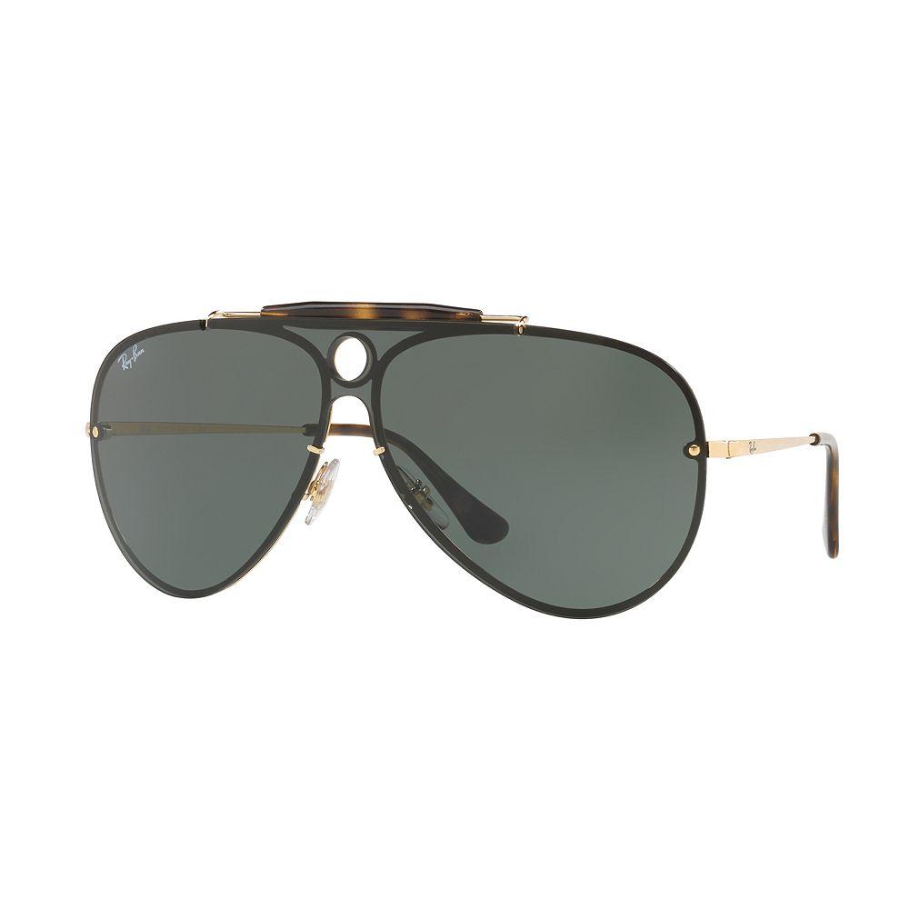 d36b00b21 Ray-Ban Blaze Shooter RB3581N 32mm Aviator Sunglasses