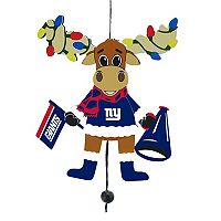 FOCO New York Giants Moose Christmas Ornament