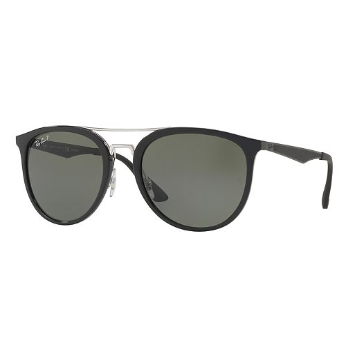 Ray-Ban RB4285 55mm Square Polarized Sunglasses