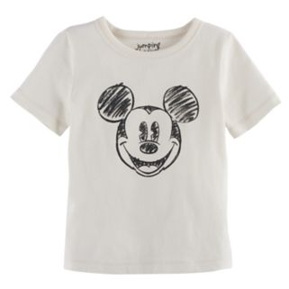 Disney's Mickey Mouse Baby Boy Softest Graphic Tee by Jumping Beans®