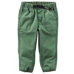 Baby Boy Carter's Poplin Utility Pants