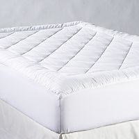 Chaps 500 Thread Count Maximum Comfort SuPima Cotton Mattress Pad