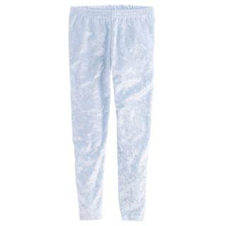 Girls 4-12 SONOMA Goods for Life? Velour Long Leggings