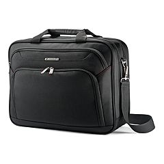 Samsonite Xenon 3 Toploader 2-Gusset Laptop Briefcase