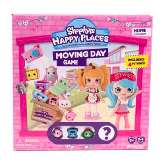 Shopkins Happy Places Moving Day by Pressman Toy