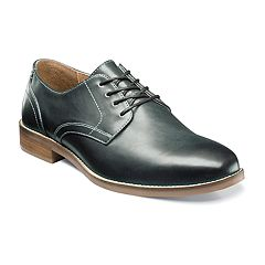 Nunn Bush Clyde Men's Plain Toe Oxford Dress Shoes