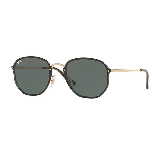 12bfa049fd Ray-Ban Blaze RB3579N 58mm Hexagonal Sunglasses