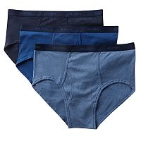 Big & Tall Hanes Ultimate 4-pack Fresh IQ Full-Cut Briefs