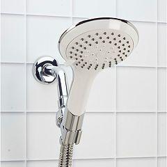 Bath Bliss Sahara 5-Function Showerhead & Cord Set