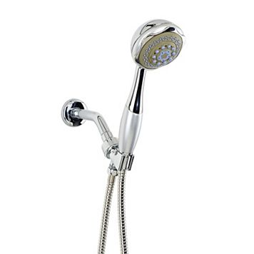 Bath Bliss 4-Function Showerhead
