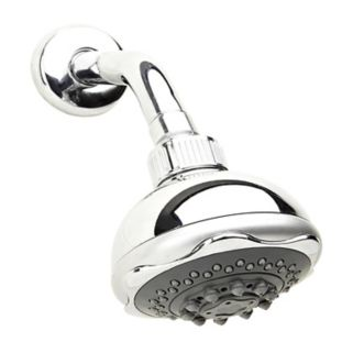 Bath Bliss 5-Function Deluxe Showerhead