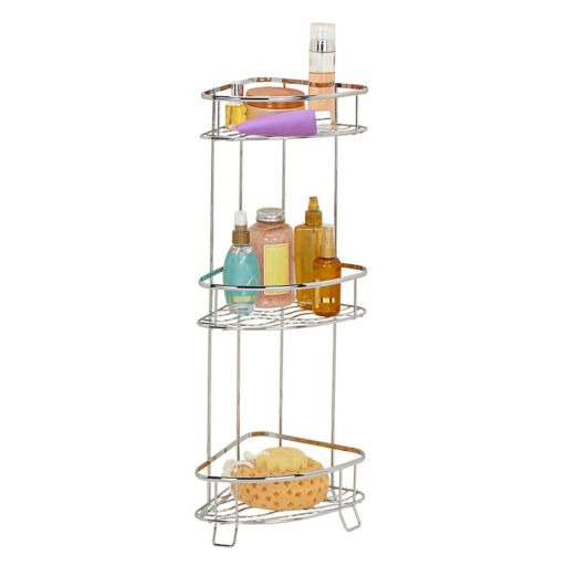 Bath Bliss Wave 3-Tier Corner Spa Tower