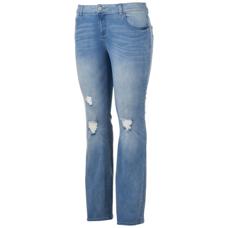 Kohls so bootcut jeans