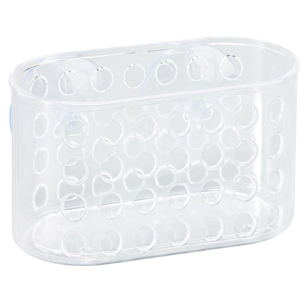 Bath Bliss Suction Cup Shower Basket