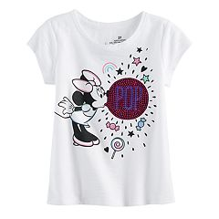 Disney's Minnie Mouse Toddler Girl 'Pop' Tee by Jumping Beans®