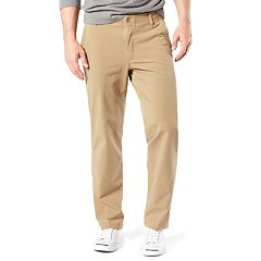 Men's Dockers® Smart 360 FLEX Straight-Fit Downtime Khaki Pants D2
