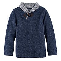 Boys 4-7x SONOMA Goods for Life™ Shawl Collar Pullover Sweater