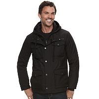 Men's Marc Anthony Slim-Fit Utilitarian Sherpa-Lined Coat