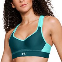Under Armour Warp Knit High-Impact Sports Bra 1311821