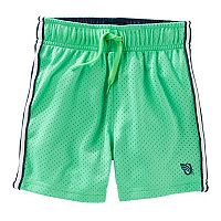 Boys 4-12 OshKosh B'gosh® Mesh Tricot Shorts