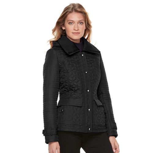 Women's Weathercast Quilted Anorak