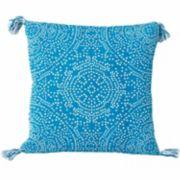 Thro by Marlo Lorenz Kerra Dot Medallion Reversible Throw Pillow
