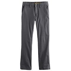 Boys 8-20 & Husky Lee Sport Slim-Fit Chino Pants