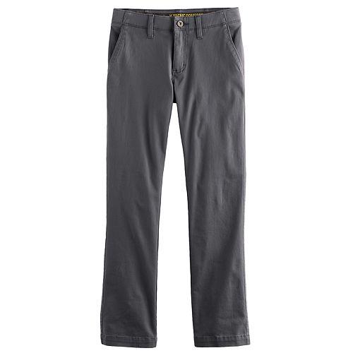 Boys 8-20 & Husky Lee Sport Slim-Fit Chino Pants