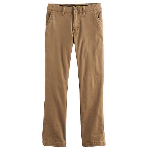 12d7818a Boys 8-20 Lee Sport Slim-Fit Chino Pants In Regular, Slim & Husky